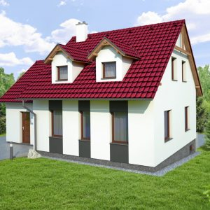 Prodej rodinného domu 106m2, pozemek 1300m2 - 5