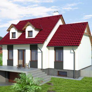Prodej rodinného domu 106m2, pozemek 1300m2 - 6