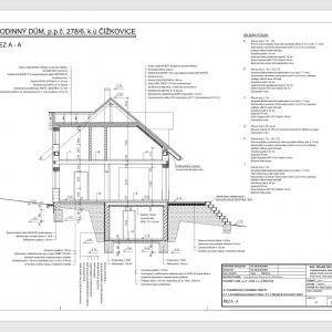 Prodej rodinného domu 106m2, pozemek 1300m2 - 10