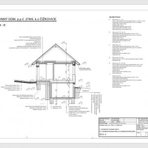 Prodej rodinného domu 106m2, pozemek 1300m2 - 11