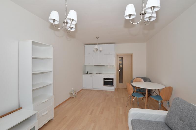 Prodej bytu 1+kk, Praha 3, Olšanská - 0