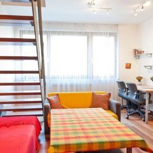 Prodej bytu 2+kk/L, 52 m2, ul. Podnádražní, Praha 9 – Vysočany - 5