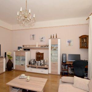 Prodej bytu 3+1, 95m2, Praha 7 – Holešovice - 1