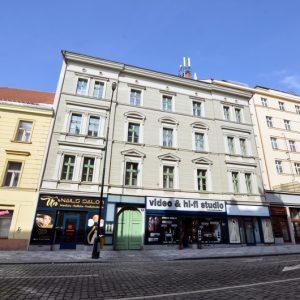 Prodej bytu 1+kk, 46m2, Vyšehradská, Praha 2 – Nusle - 8