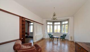 Prodej bytu 4+1/B,122 m2, Praha 6 – Bubeneč - 1
