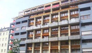 Prodej bytu 2+kk/L, 52 m2, ul. Podnádražní, Praha 9 – Vysočany - 1