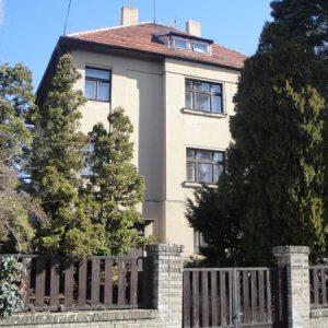 Prodej činžovní vily, Praha 4 – Hodkovičky - 1