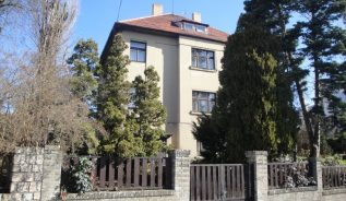 Prodej činžovní vily, Praha 4 – Hodkovičky - 2